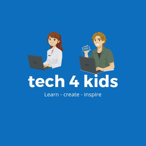 לוגו של לימודי תכנות מחשבים וסייבר לילדים ונוער